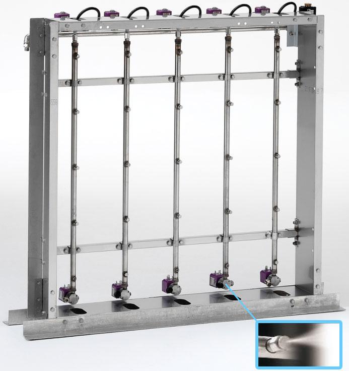 Ультразвуковой увлажнитель воздуха и секция ультразвукового увлажнителя