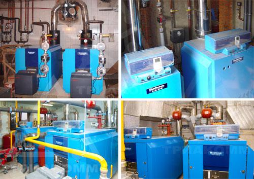 Энергоэффективная система отопления дома