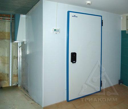 холодильная комната в коттеджах холодильное оборудование