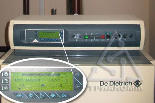 как подключить электрокотел в систему отопления с котлом на твердом топливе - Ппланета схем.