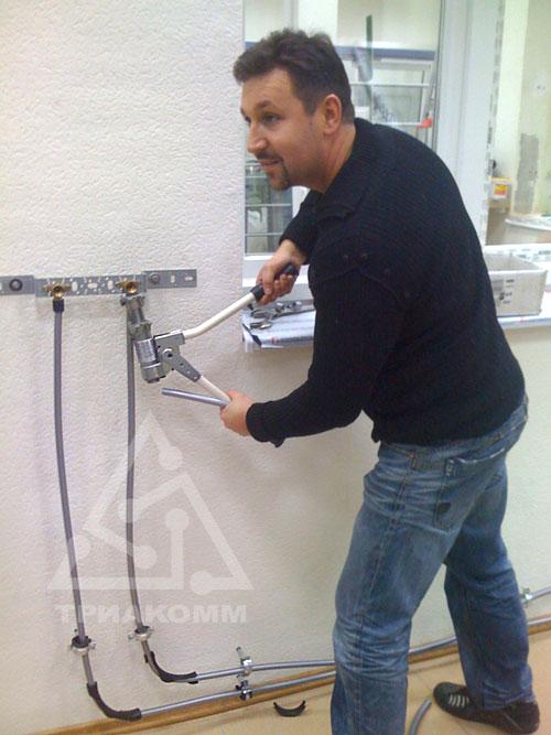 Купить газовое оборудование для отопления частного дома