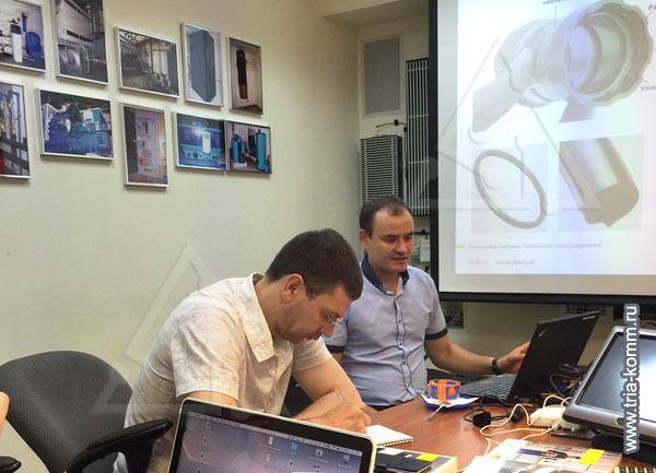 Тренинг по трубопроводным системам Viega и технологиям пресс-соединений