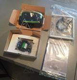 Пульт управления IQnavigator в упаковке для вентиляционной установки Swegon Gold SD