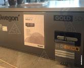 Фото вентиляционной установки Swegon Gold SD на полу в квартире, перед монтажом